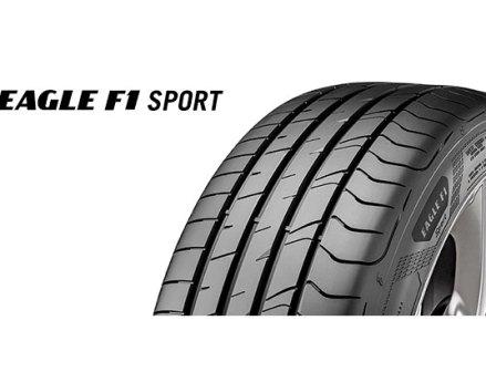 日本グッドイヤー スポーツタイヤのエントリーモデル「EAGLE F1 SPORT」発売