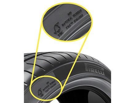 ピレリ、世界初のFSC認証タイヤを量産開始
