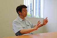 上坂憲市部長