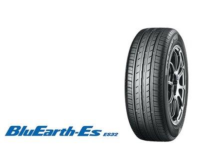 横浜ゴム、スタンダードエコタイヤ「BluEarth-Es ES32」発売