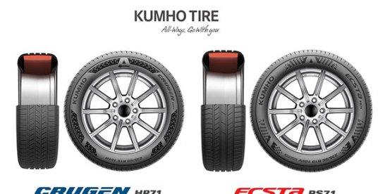 クムホ、KIAの電気自動車へ共鳴音低減タイヤを供給