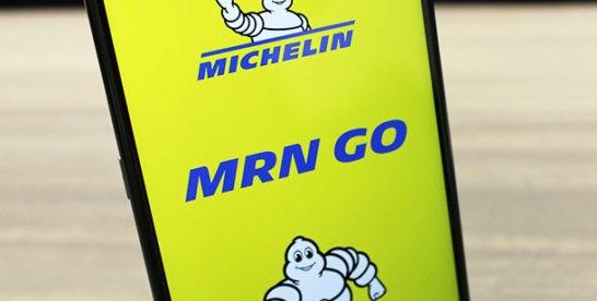 ミシュラン、DXで大型車ユーザー向け事業強化
