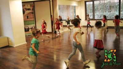 Cursuri de dans sportiv pentru copii in Bucuresti
