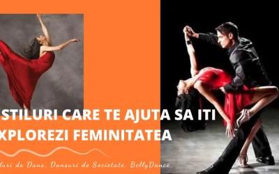 Dans: 4 stiluri care te ajuta sa iti explorezi feminitatea