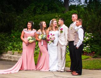 wedding photographer cleveland ohio