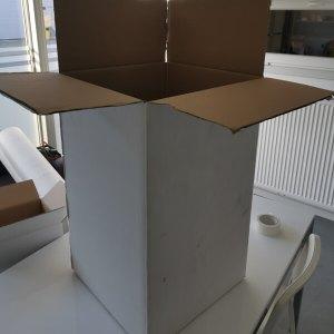 Carton Barrel