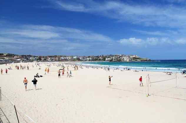 Australie Bondi_Beach