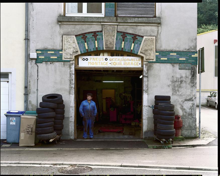 Public Service Garage Marquette