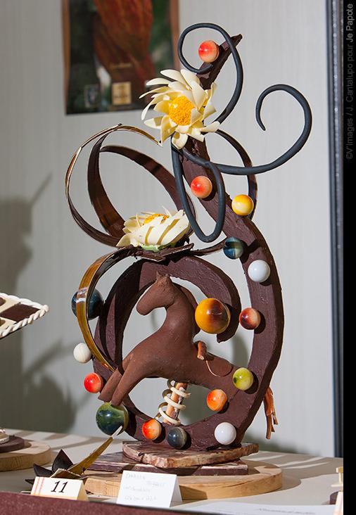 Trophe Chocolat des Alpes 2012 Grenoble  Je Papote