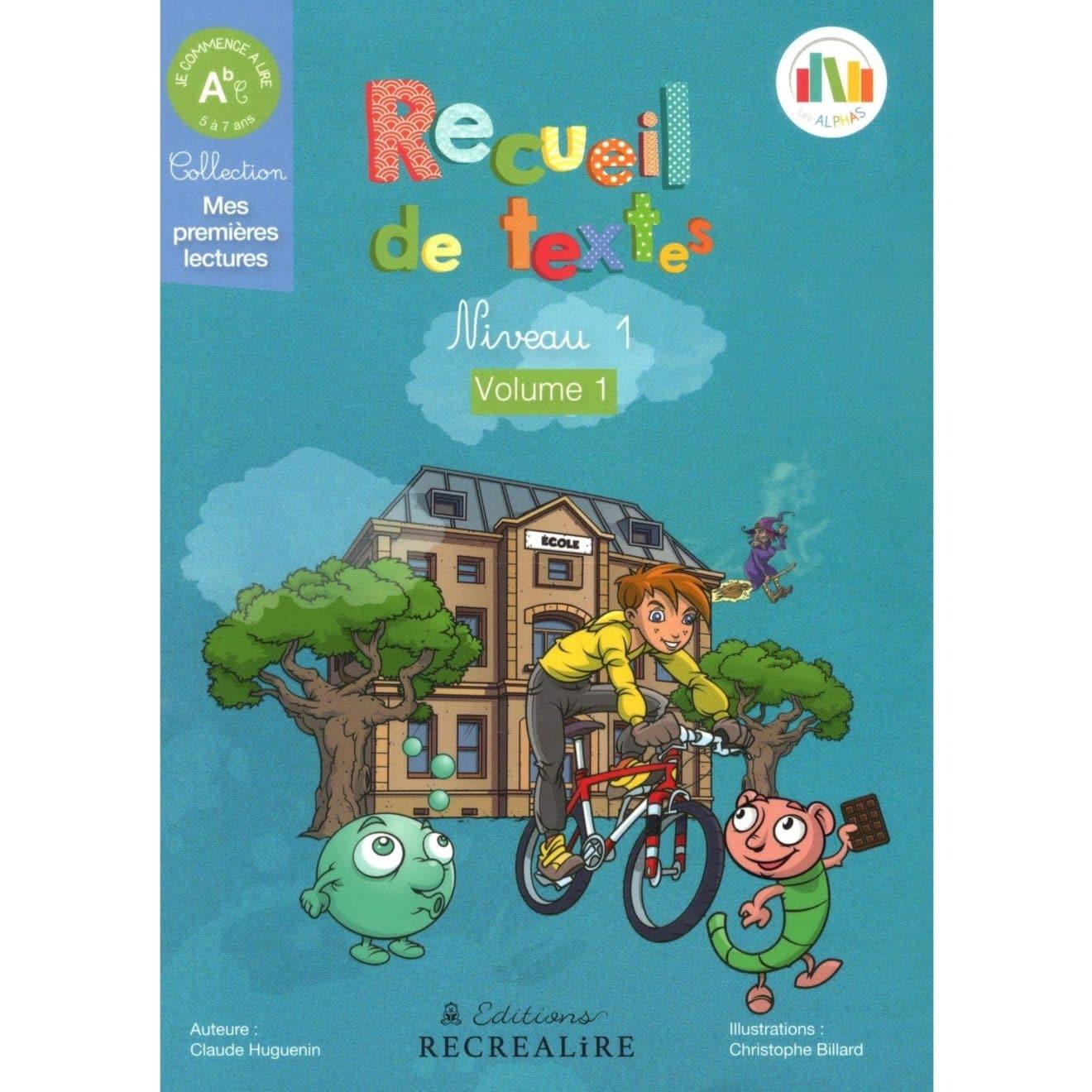 10 Livres Pour Apprendre A Lire Aux Enfants