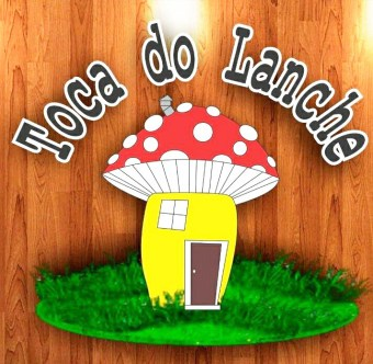 toca do lanche logo