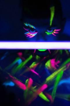 neon looks
