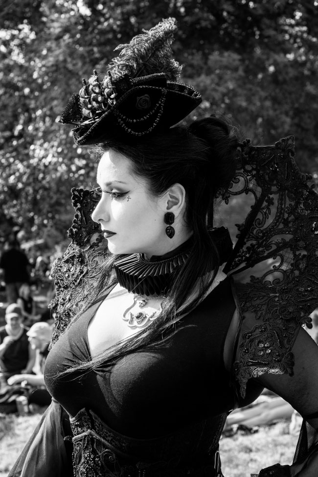 Wave-Gotik-Treffen in Leipzig by Jea Pics