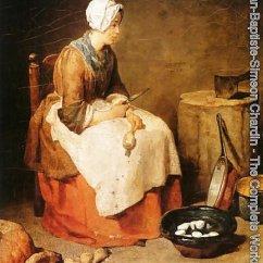 Kitchen Maid Designer Software Jean Baptiste Simeon Chardin The Complete Works