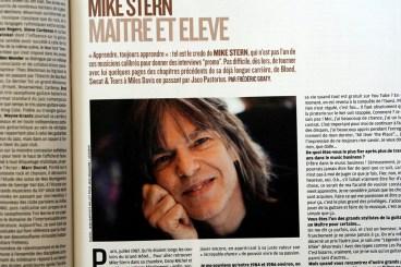 Mike Stern_Jean Baptiste MILLOT