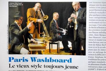 Paris Washboard_Jean Baptiste MILLOT