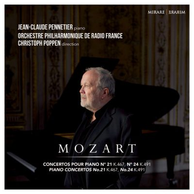 Jean-Claude Pennetier et Orchestre Philharmonique de Radio France, Mozart