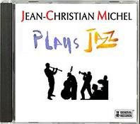 "Plays jazz Jean-Christian Michel"" width=""201"" height=""175"