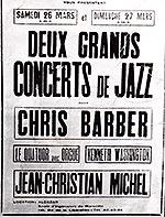 "Affiche concert jazz"" width=""150"" height=""197"