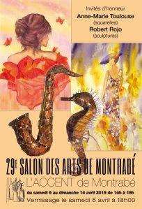 affiche Montrabé 2019
