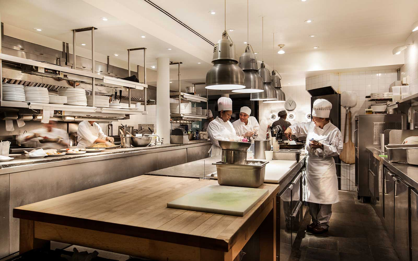 The Mercer Kitchen  JeanGeorges Corporate Site