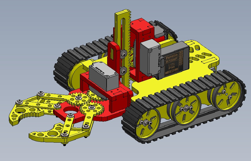 Robot Ts bis pvc 6