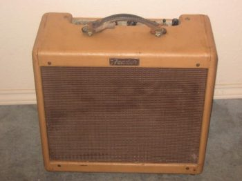 fender vintage harvard tube amp pro junior