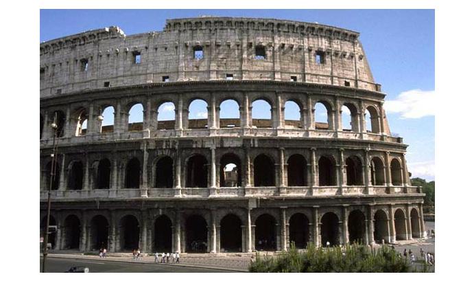 Roman Art Architecture Jean Bordner Portfolio