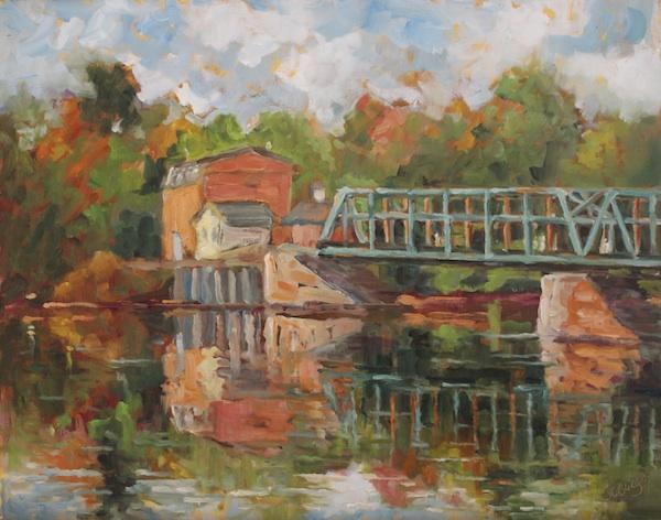New Hope Lambertville Bridge 4