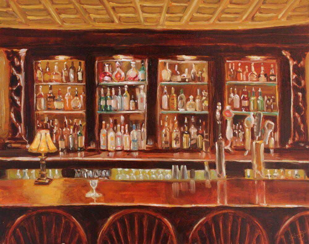Stockton Inn Bar