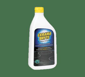 nettoyant pour surfaces de cuisson en vitroceramique 650 ml citron