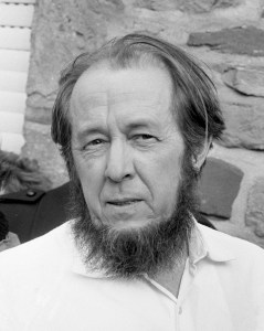 Aleksandr Solzhenitsyn & why unforgiveness is unwarranted