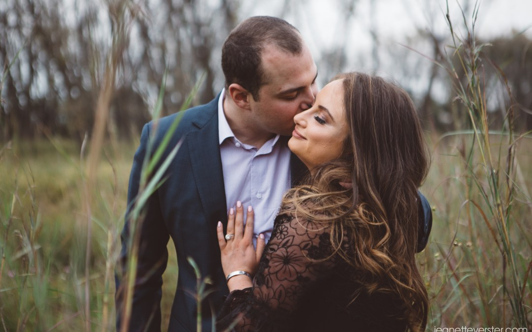 Calli and Michael's engagement photo session