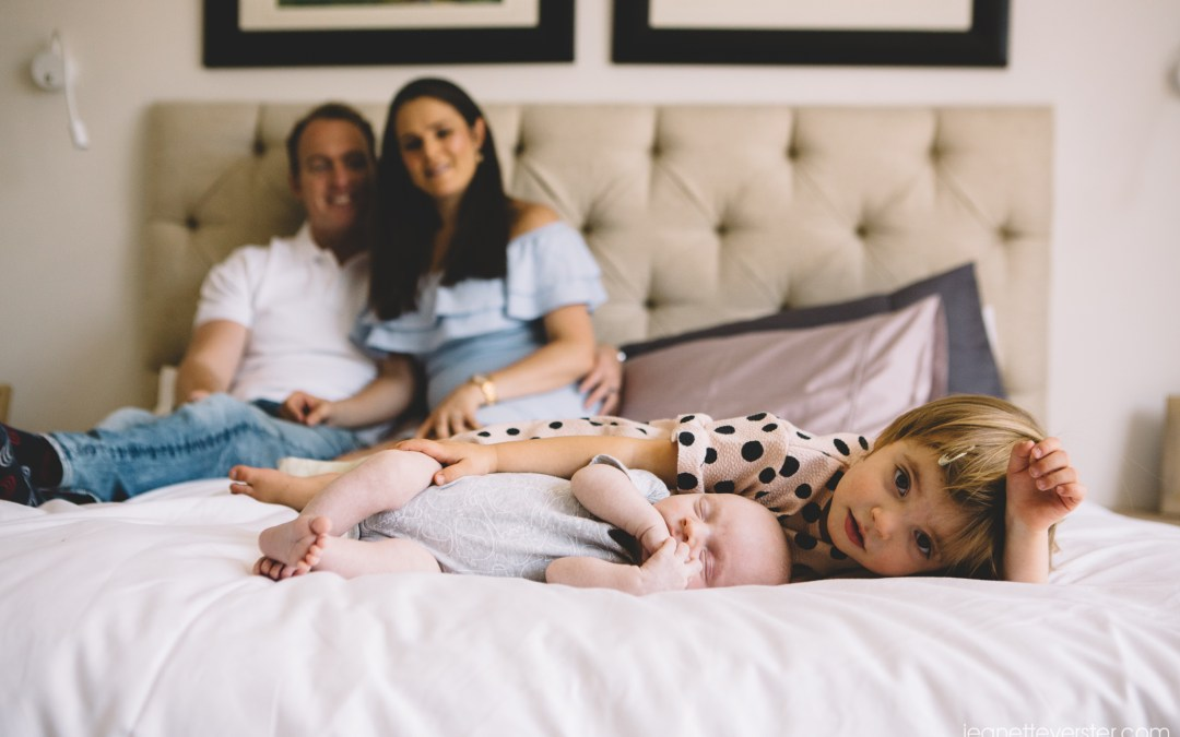 Baby Jax' first photoshoot at home in Sandton