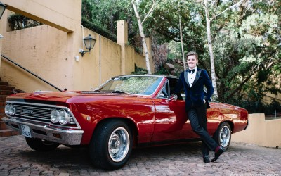 Adrian's matric dance portraits