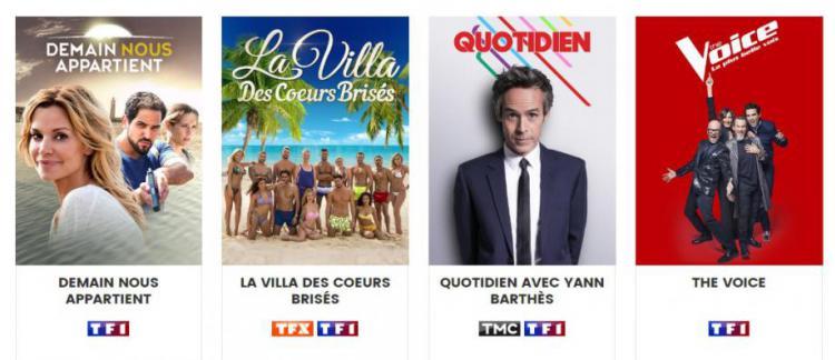 ▶️ programmes, émissions et séries de tmc en replay sur mytf1. Le groupe TF1 a coupé cette nuit l'accès à son replay pour ...