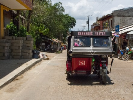 The ubiquitous casual ride in the Philippines