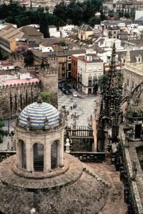 From Giralda Tower