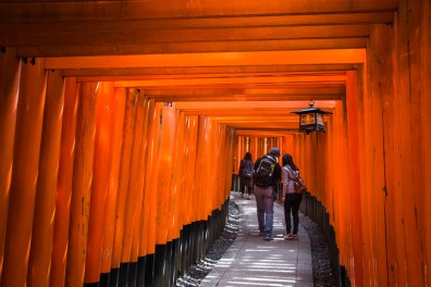 Kyoto: Fushimi-Inari Taisha