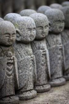 Jizo-do, Hase Dera, Kamakura, Japan