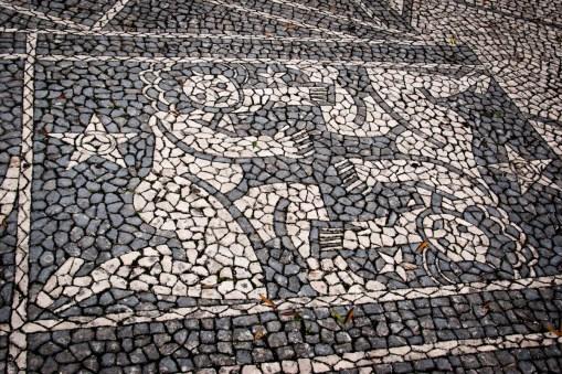 Jardim da Praça do Império, Belém District, Lisbon, Portugal