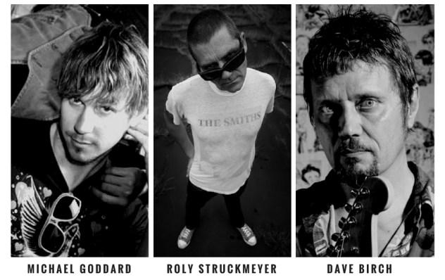 Jean Morrison, Musicians, south african musicians, michael goddard, Roly Struckmeyer, Dave Birch, durban rock