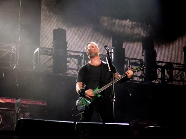 Jean Morrison, Blog, James Hetfield, Music, Concert, My Coke Fest, Festival, Christianity, Religion, Singer, guitarist, Metallica,