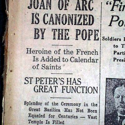 Newspaper 1920