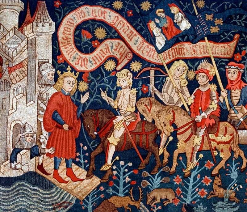 Jeanne d'Arc - Chinon