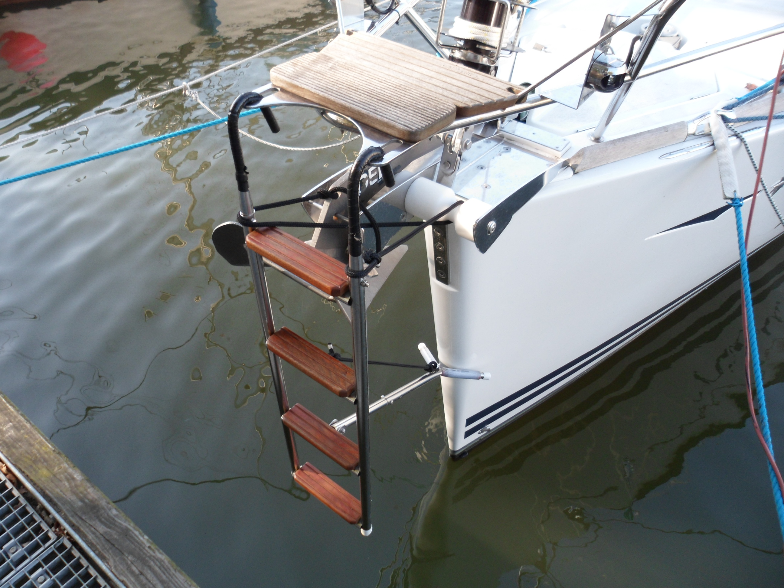 Bow Ladder Jeanneau Owners Network
