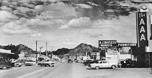 Sunnyslope late 1950s, early 1960s