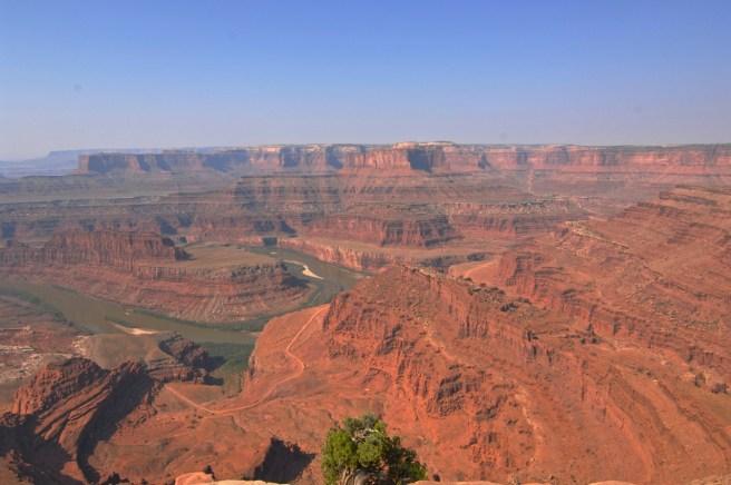 The phenomenal Canyonlands National Park in Utah.