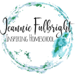 jeannie fulbright inspiring homeschool