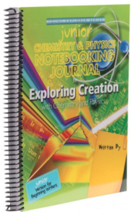 chemistry physics junior journal